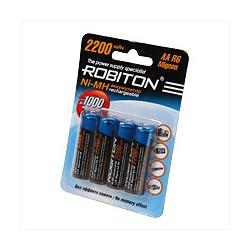 Аккумулятор Robiton 2200 MHAA-4 BL4